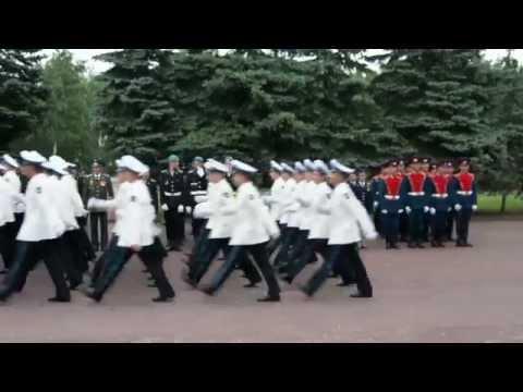 Выпускной Уфимского кадетского корпуса 2014 г.