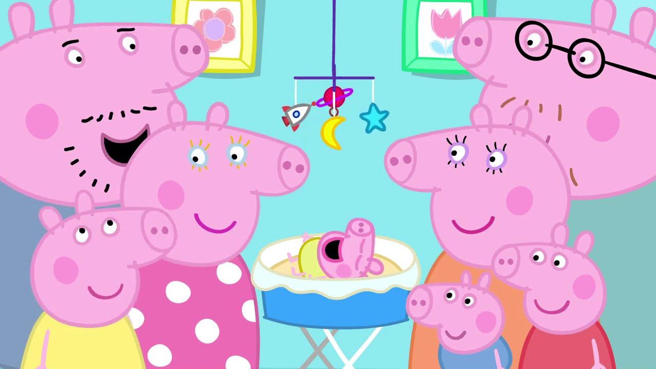 Peppa Pig en Español | Hora de dormir con Peppa | Pepa la cerdita