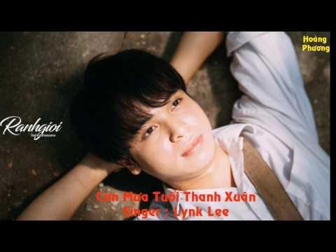 Cơn Mưa Tuổi Thanh Xuân (OST Ranh Giới) - Lynk Lee