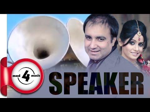 New Punjabi Songs 2014 || SPEAKER - MINTU DHURI & MISS POOJA  || Punjabi Duet Songs 2014