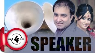 New Punjabi Songs 2014 || SPEAKER - MINTU DHURI & MISS POOJA  || Punjabi Duet Songs 2014