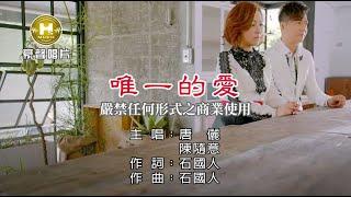 唐儷vs陳隨意-唯一的愛【KTV導唱字幕】1080p thumbnail