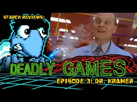 Starch Reviews Deadly Games: Level 3ish - Dr. Kramer