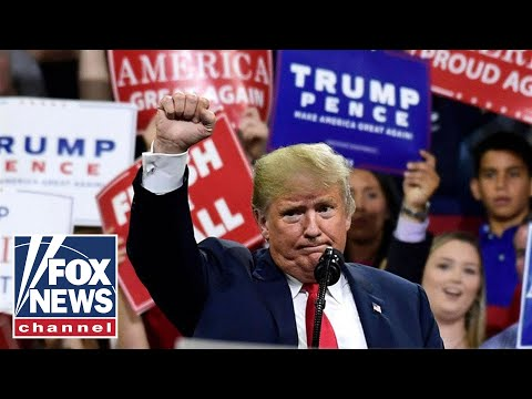 President Trump slams 'Da Nang Blumenthal,' other top Democrats in Tennessee rally.