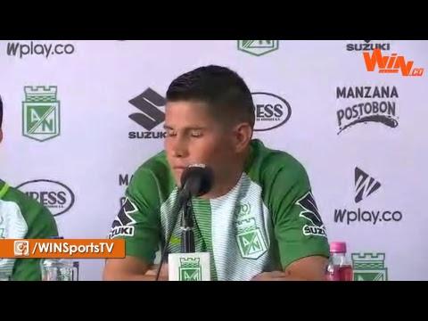 ¡Presentación de los refuerzos de Atlético Nacional!