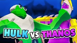 HULK UNIT VS THANOS MOD! - TABS Early Access Release (Totally Accurate Battle Simulator)