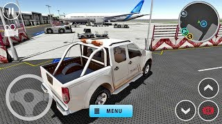 Drive Simulator PRO #13 - Airplane transport Game Android gameplay