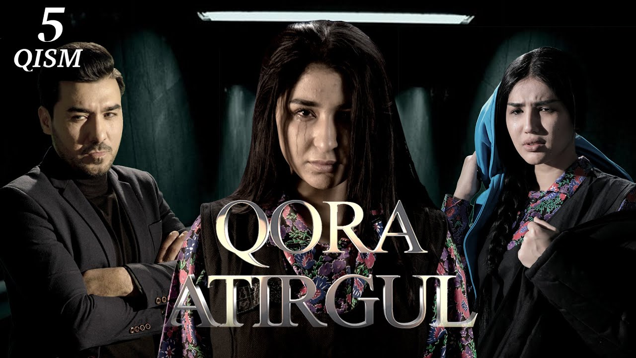 Qora atirgul (o'zbek serial) 5-qism | Кора атиргул (узбек сериал) 5-кисм