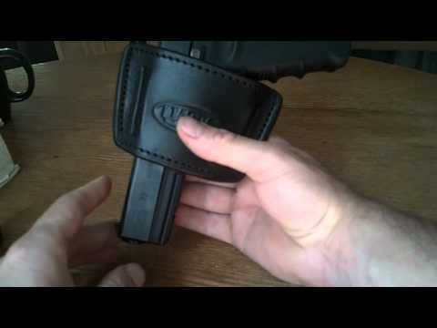 HOLSTER REVIEW: TAGUA GUNLEATHER IWB