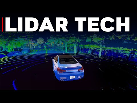 How Lidar Technology Will Change The Future Of Driving