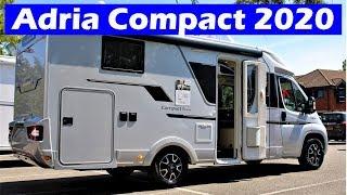 Лучший дом на колесах на двоих - Adria Compact New 2020