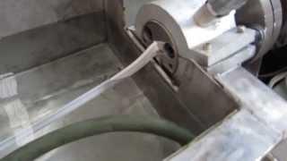 Производство гарпуна для натяжных потолков.(, 2013-08-16T08:09:06.000Z)