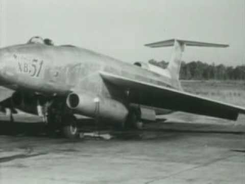 Martin B-57 Canberra Documentary (Part 2)