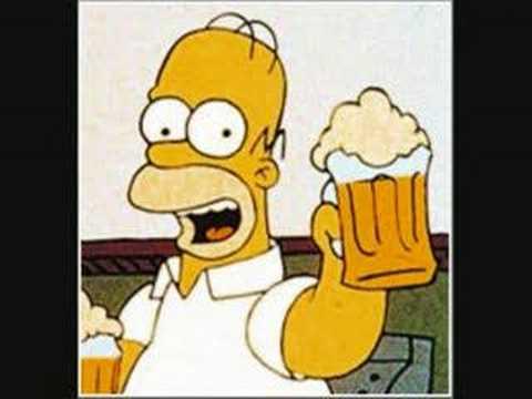 duff beer la birra di homer simpson   duffman   oh yeah