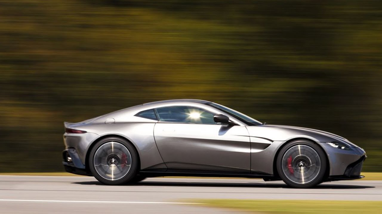 Aston Martin Sends Me On A SECRET TRIP NEW VANTAGE YouTube - Aston martin near me