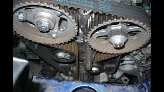 Mise au point Moteur 1.5 DCI . REPLACING 1.5DCI TIMING BELT