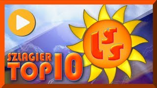 Szlagier Top 10 - 595 LSS oficjalne notowanie