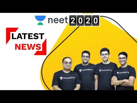 NEET 2020 Latest