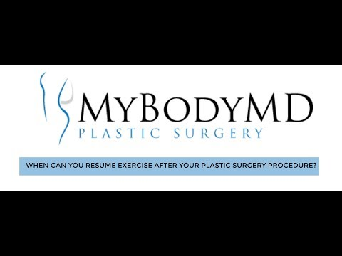 MyBodyMD Plastic Surgery | Post-operative Recovery