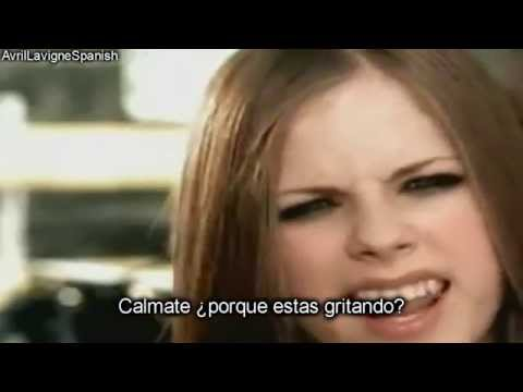 Avril Lavigne  Complicated Subtitulada EspañolHD