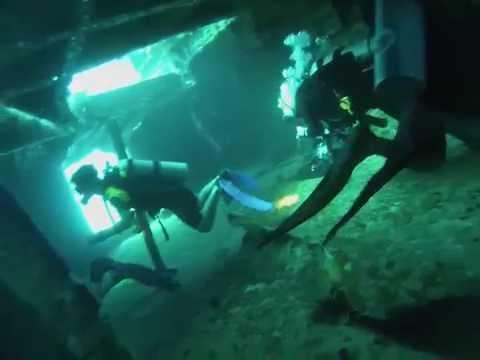Cozumel Wreck Dive