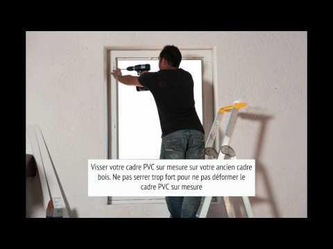 Comment Faire Pour Poser Une Fenêtre Pvc
