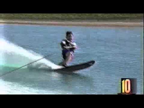 News 10 Segment on 10 year old water ski champion Brian Detrick