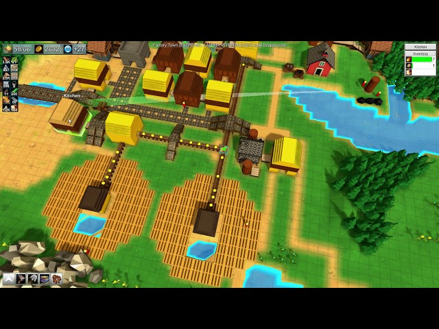 Factory Town - Ep 11 - Research and Logic