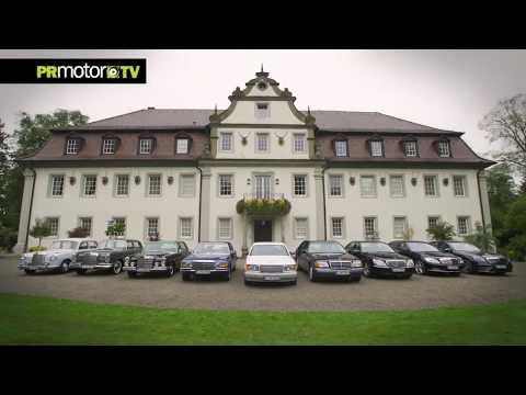 The Insight Classic - La tradición del Mercedes-Benz S-Class - Material Completo en PRMotor TV