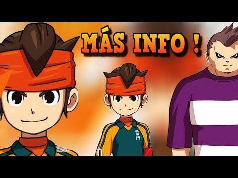 el NUEVO MARK EVANS de INAZUMA ELEVEN ARES !! Y NUEVO EQUIPO !! (Última Hora)