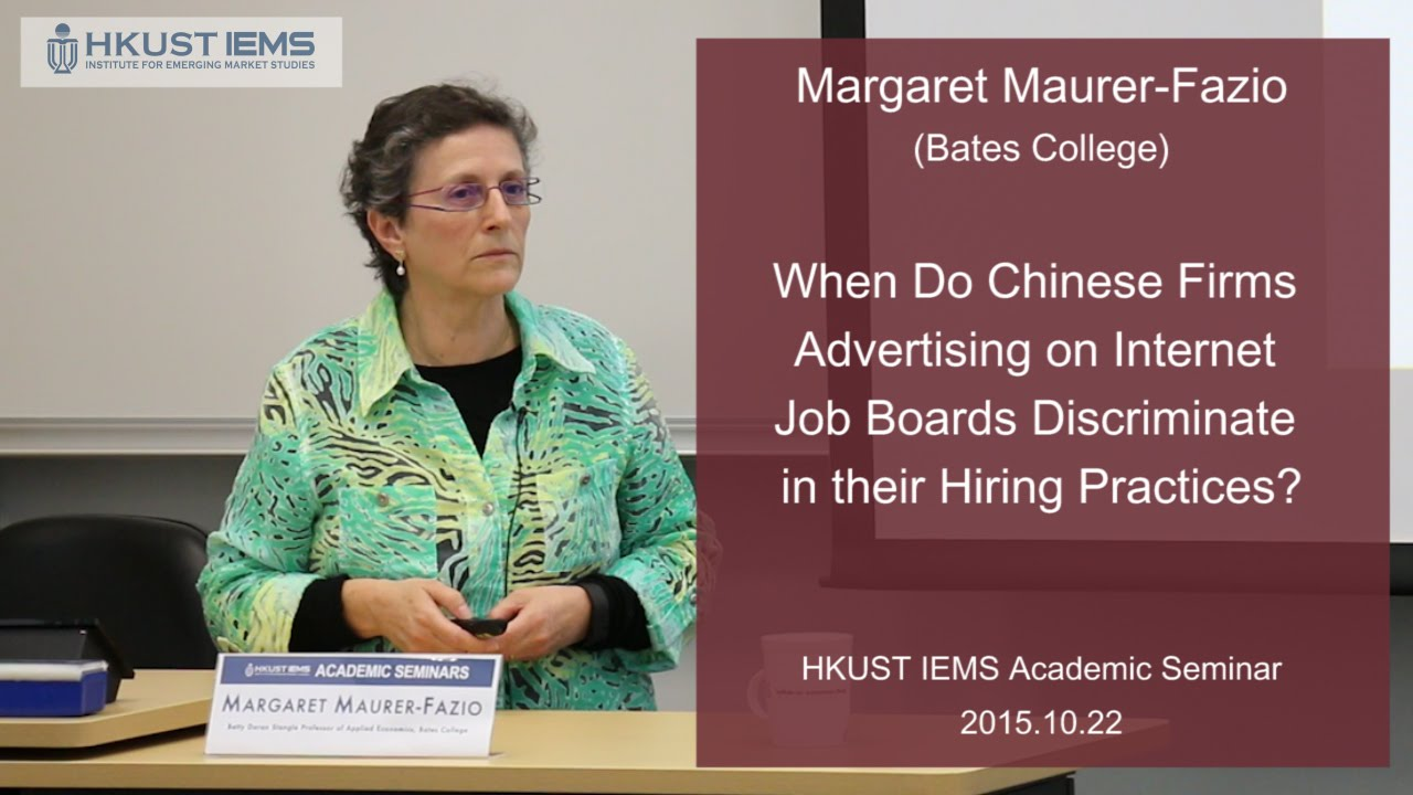 margaret maurer fazio internet job board discrimination by margaret maurer fazio internet job board discrimination by chinese firms