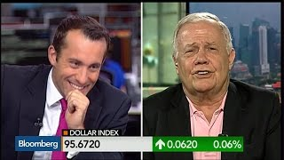 I'm not a Dumper of the Renminbi: Rogers