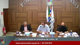 Câmara Municipal de Colina - 2ª Sessão Ordinária 15/02/2021