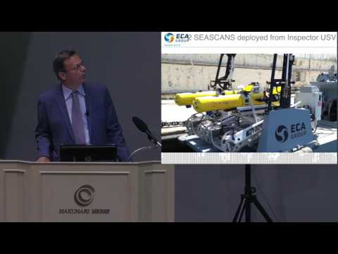 ECA Group - MAST 2017 Conference - Seascan a multi-shot identification platform