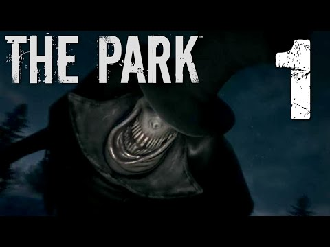 The Park - HAUNTED THEME PARK (no lines tho), Manly Let's Play Pt.1