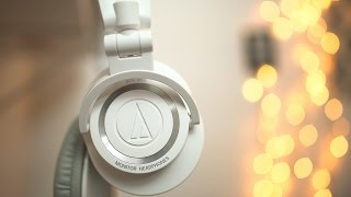 Do the White Audio Technica ATH-M50xWH Get Dirty?