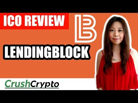ICO Review: LendingBlock (LND)  - Securities Lending for the Crypto Economy