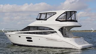 2016 Meridian 441 Sedan Bridge Yacht For Sale at MarineMax Dallas Yacht Center