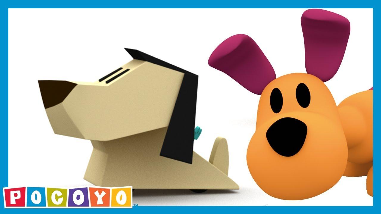 Pocoyo amore di cucciolo s e cartoni animati youtube