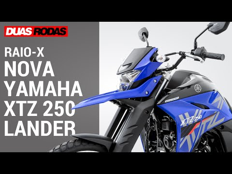 TUDO SOBRE A NOVA YAMAHA XTZ 250 LANDER