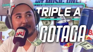 GOTAGA se confie au Triple A de Doig - DominGo Radio Stream sur NRJ