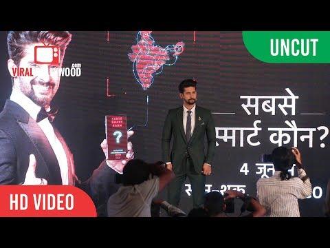 UNCUT - Sabse Smart Kaun Show Launch | Ravi Dubey | Star Plus
