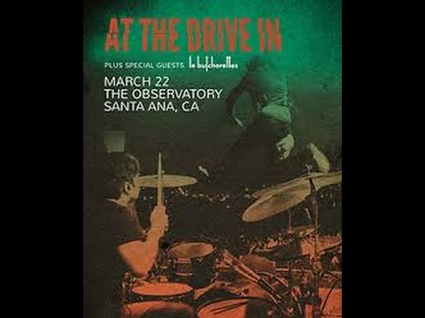 At the Drive In at The Observatory 2016