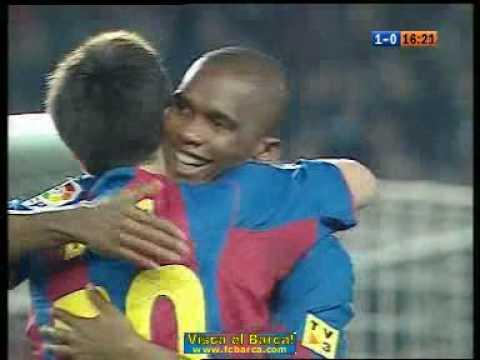 Barcelona - Mallorca 1-0 Deco