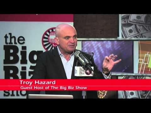 Troy Hazard - TELEVISION: Big Biz Show Sizzle Reel