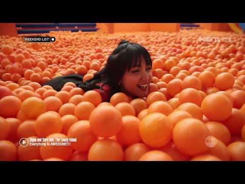 Wisata Selfie Dan Mandi Bola Di Centrum Million Balls - Weekend List