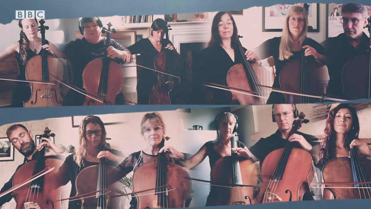 BBC Instrumental Sessions: The Cellos of the BBC Orchestras and Choirs