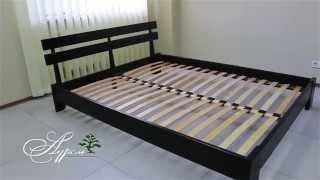 Кровать деревянная «Сакура» Аурель ТМ