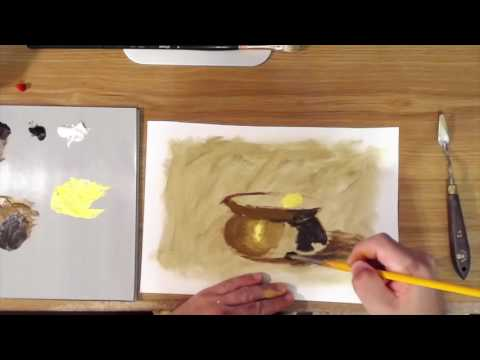 How to Paint Gold & Brass