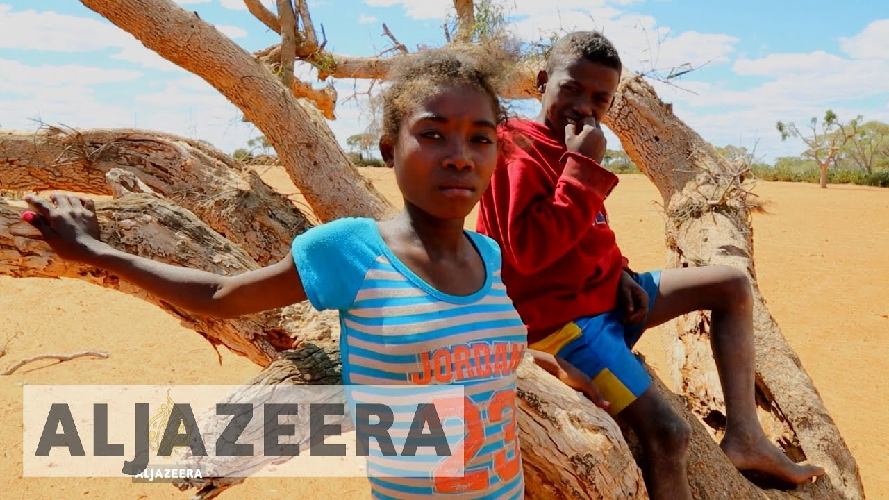 Madagascar in its third year of drought